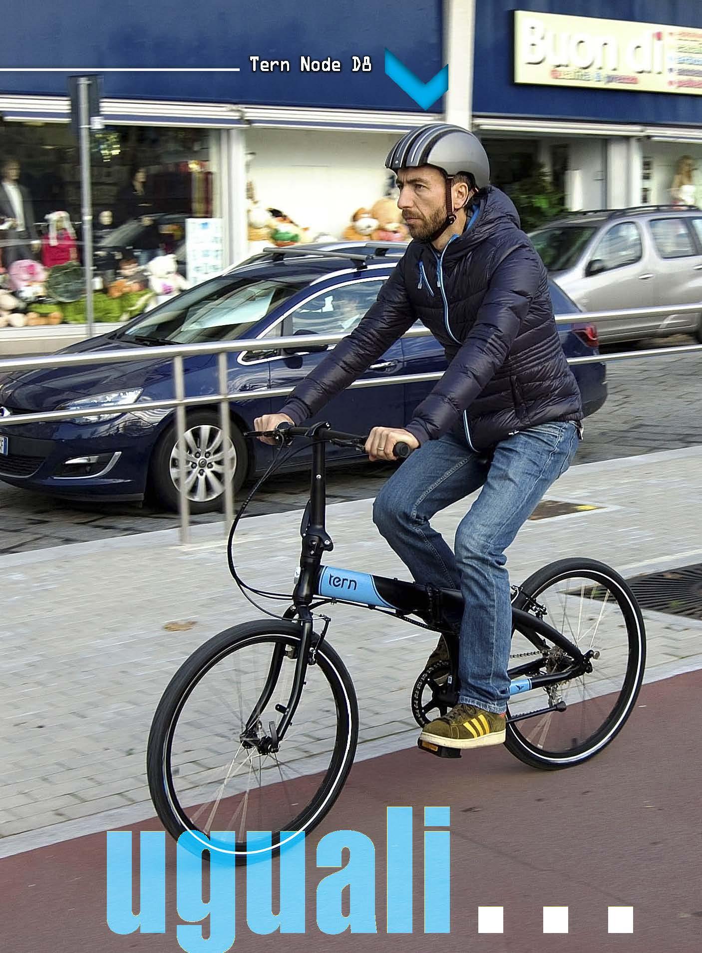 Tern Node D8 Tern Folding Bikes Worldwide