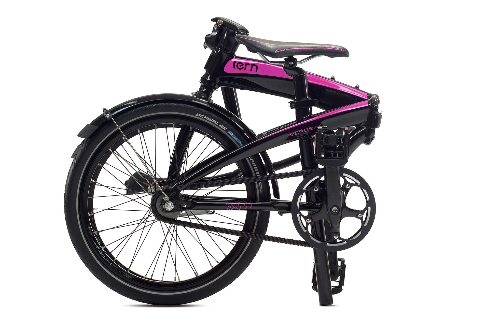 Verge Duo Tern Folding Bikes Philippines