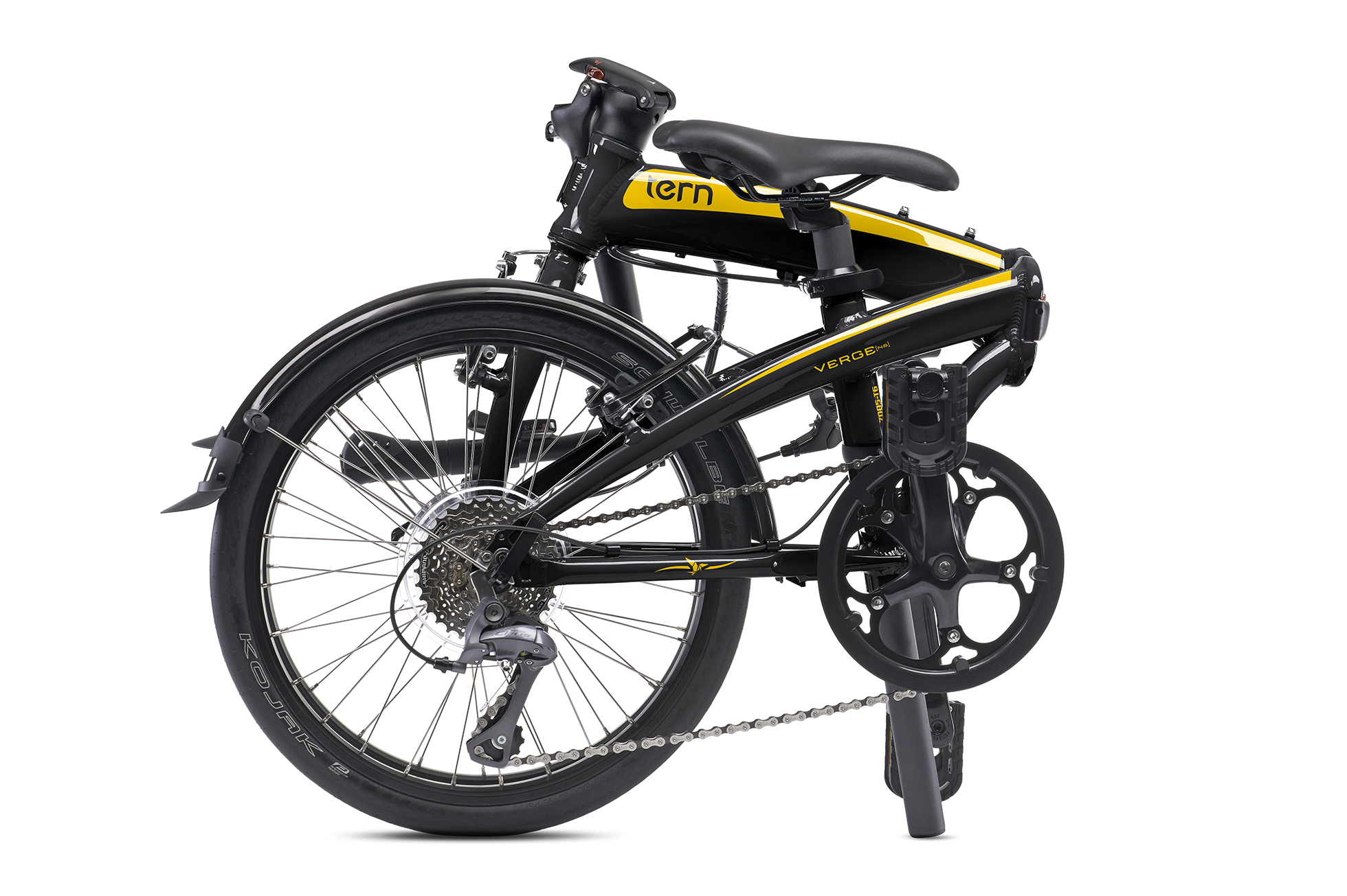 Verge N8 Tern Folding Bikes Philippines