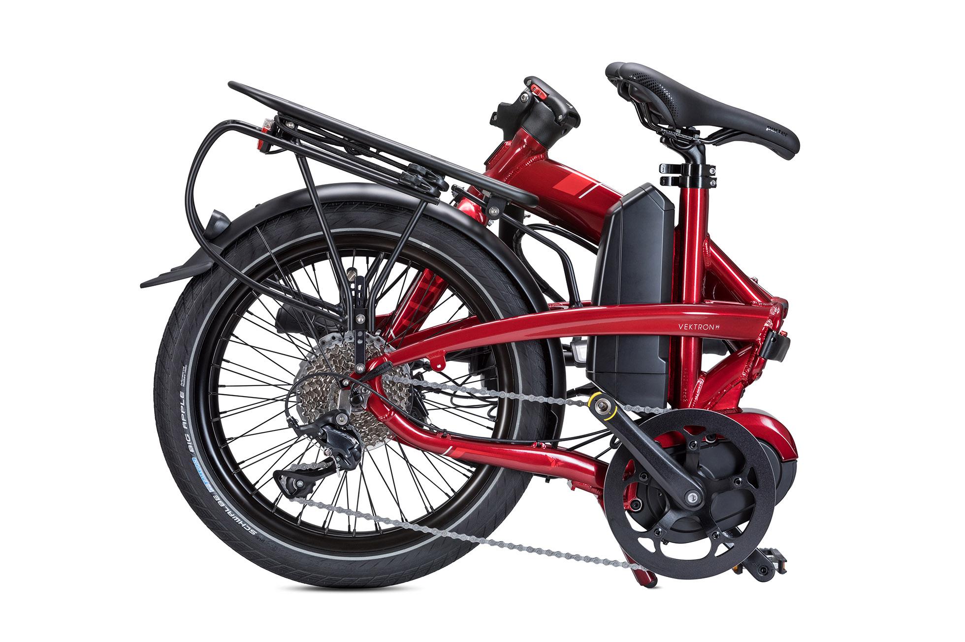 Bici Pieghevole Tern Link P9.Vektron P9 Tern Folding Bikes Denmark