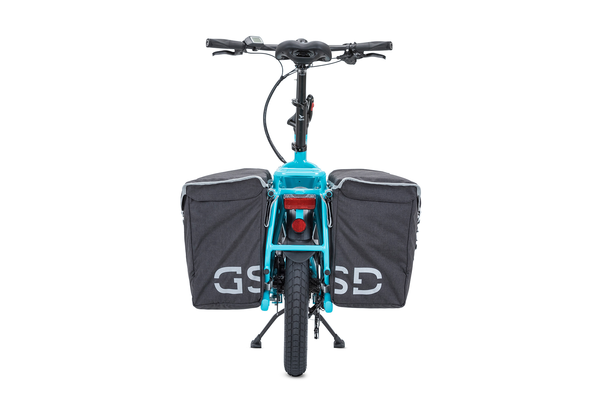The Tern Gsd A Compact Utility Ebike For Families Tern Bicycles