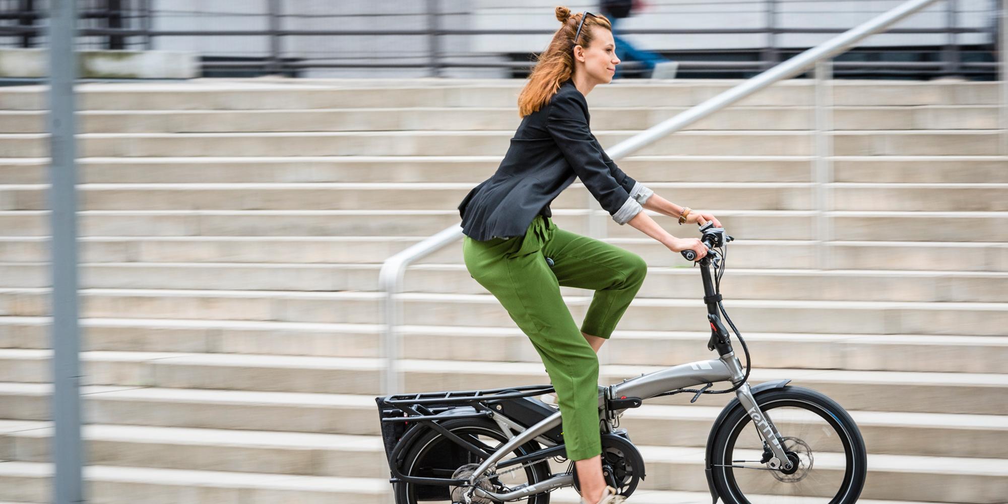 Tern electric bike