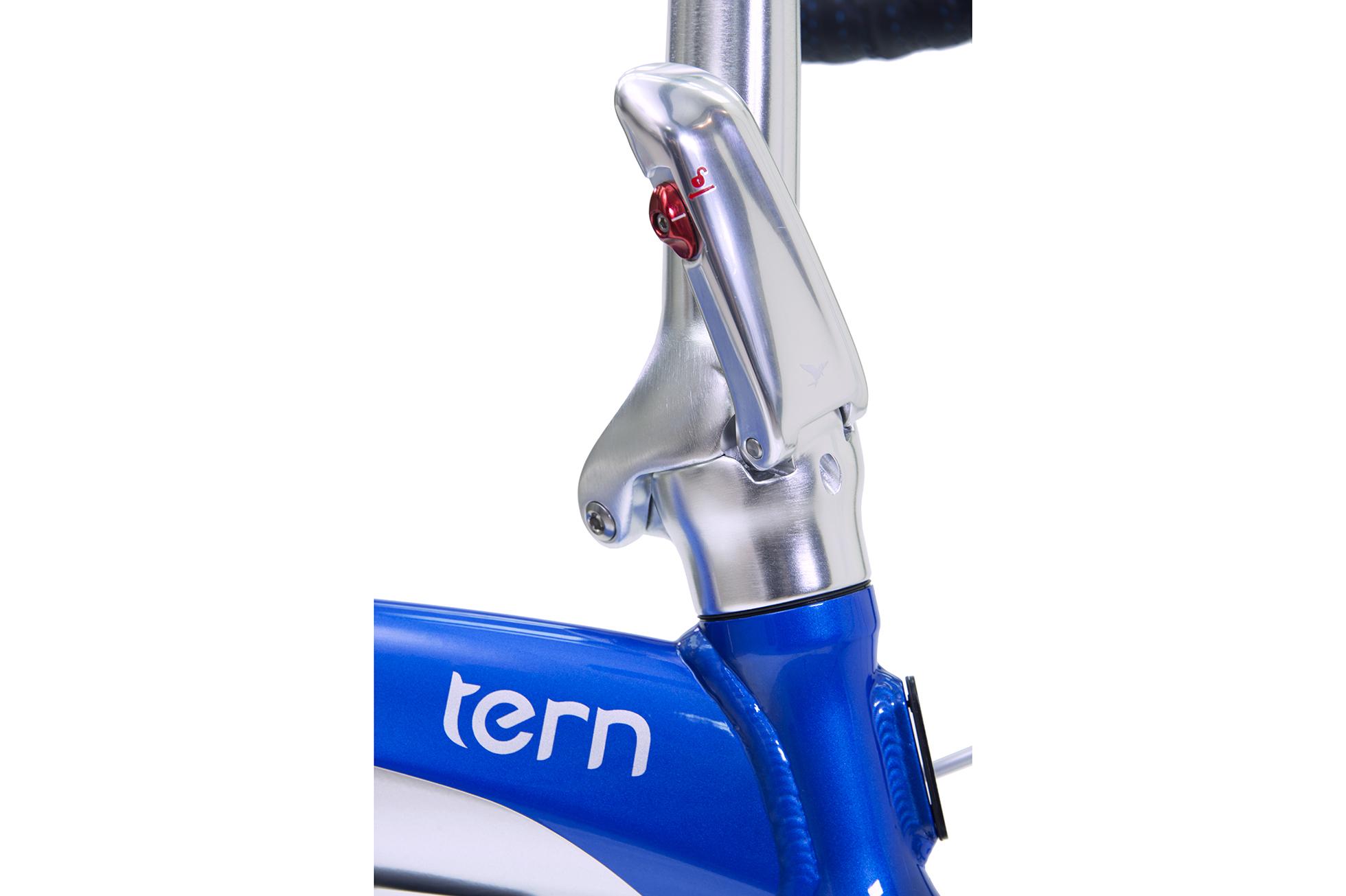 Verge X18 Tern Folding Bikes Worldwide