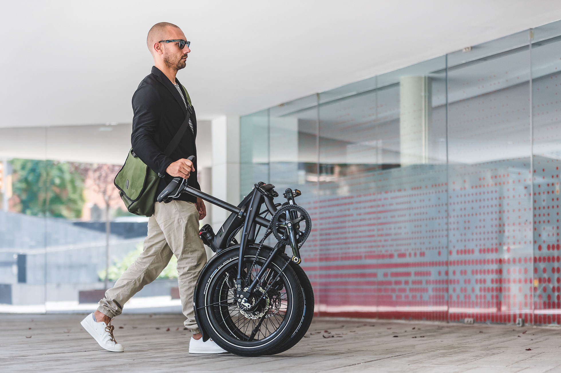 Verge S8i Tern Folding Bikes Worldwide
