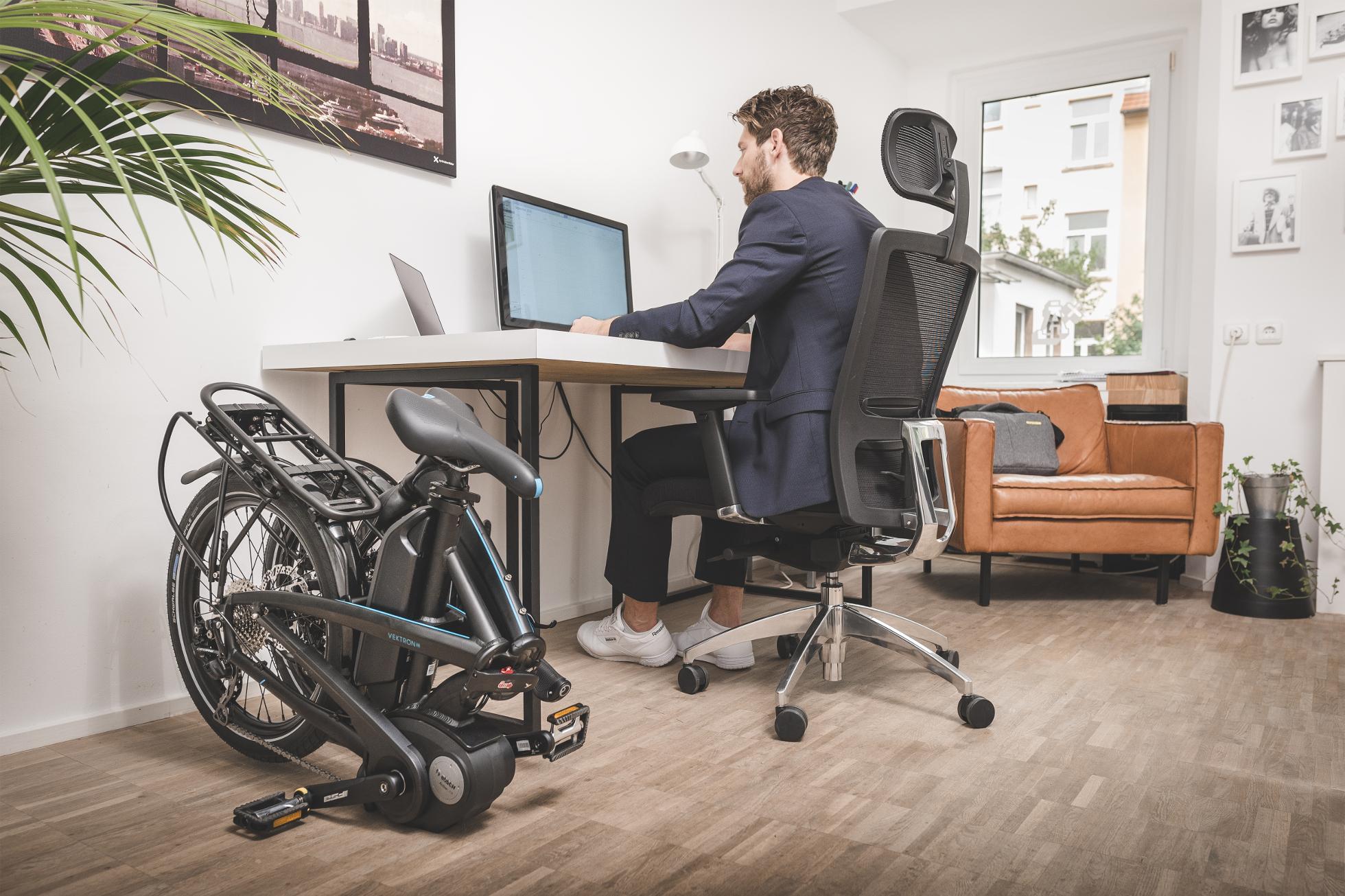 Kết quả hình ảnh cho Tern Vektron electric folding bike
