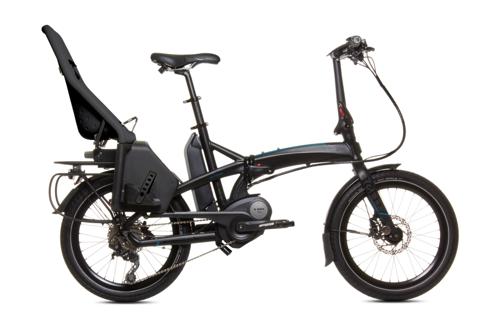 Vektron S10 Tern Folding Bikes Worldwide