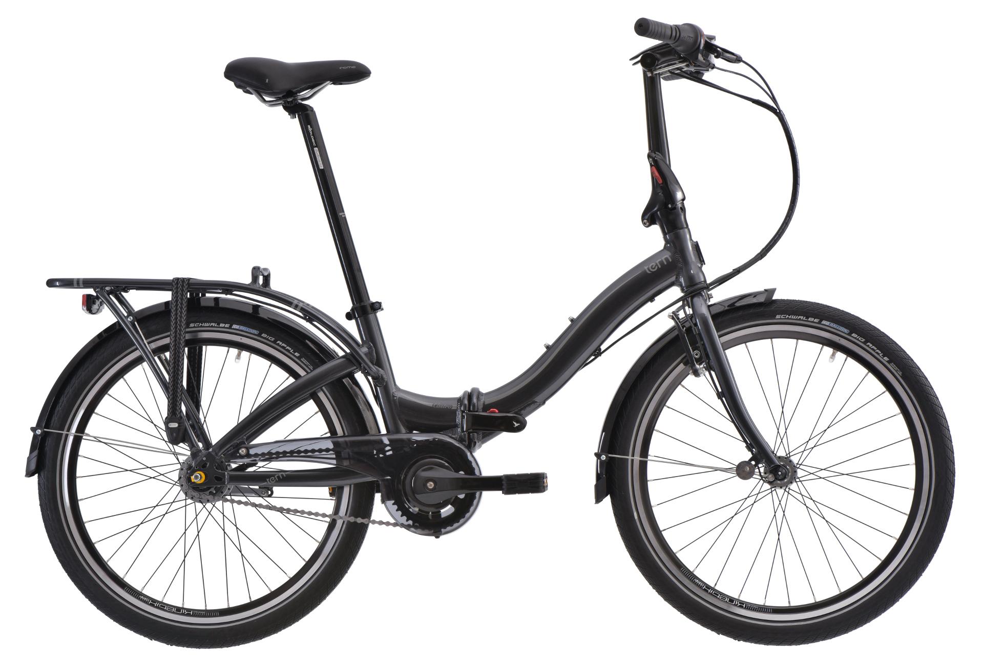 TERN Gabel 24Zoll passend für Castro P7i grau 954000034 Fahrrad