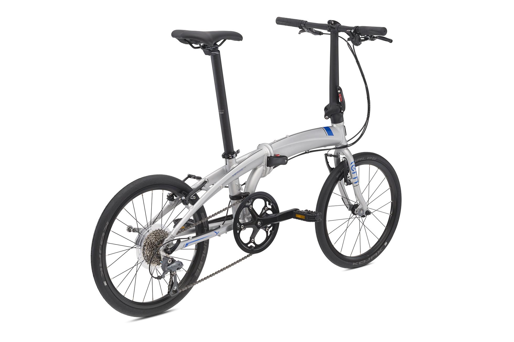 Verge N8 | Tern Folding Bikes | Singapore