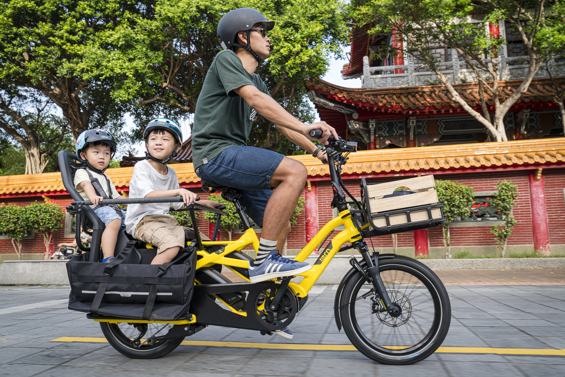 Tern electric bicycles
