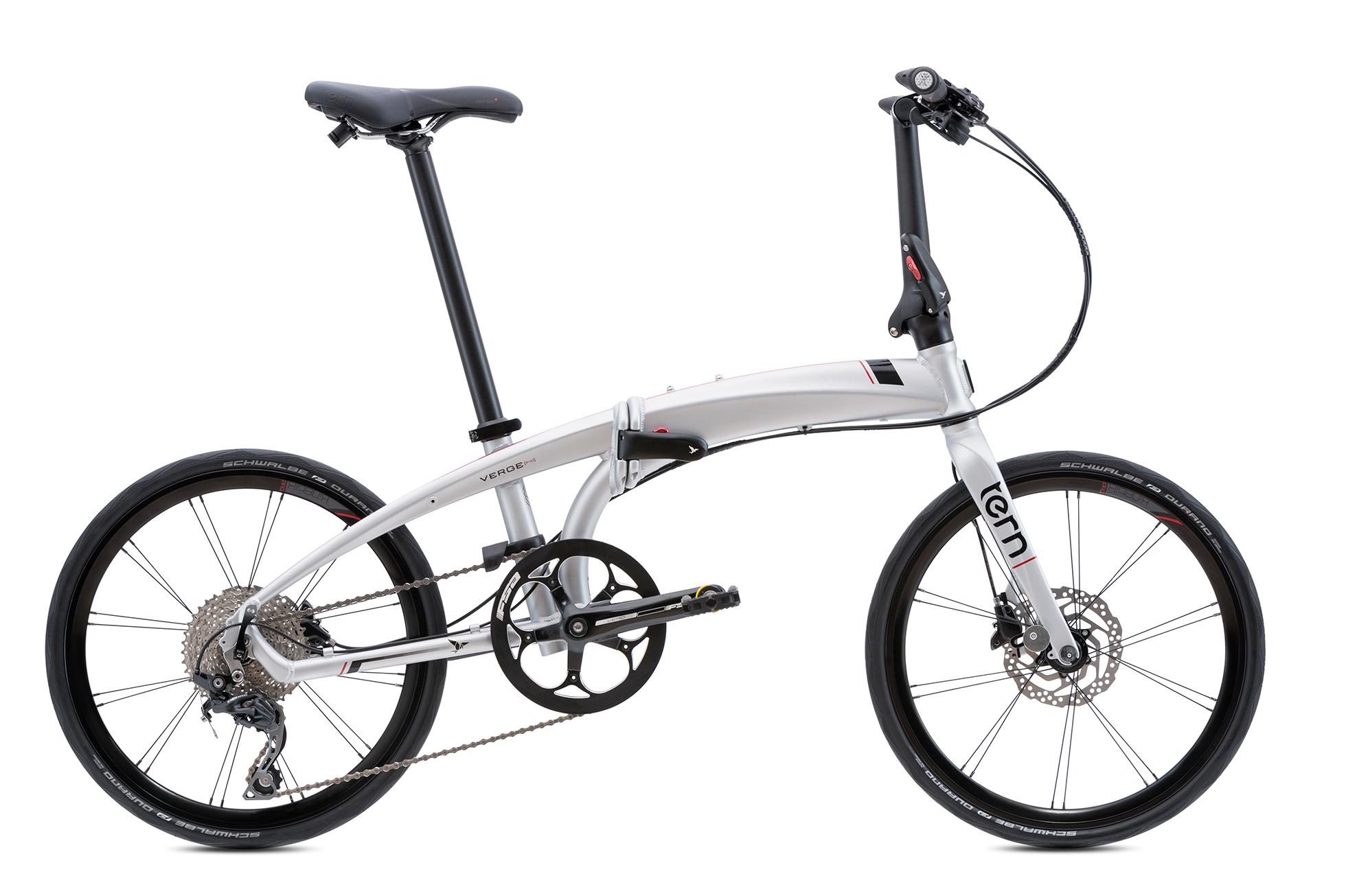 Verge P10 Tern Folding Bikes Singapore