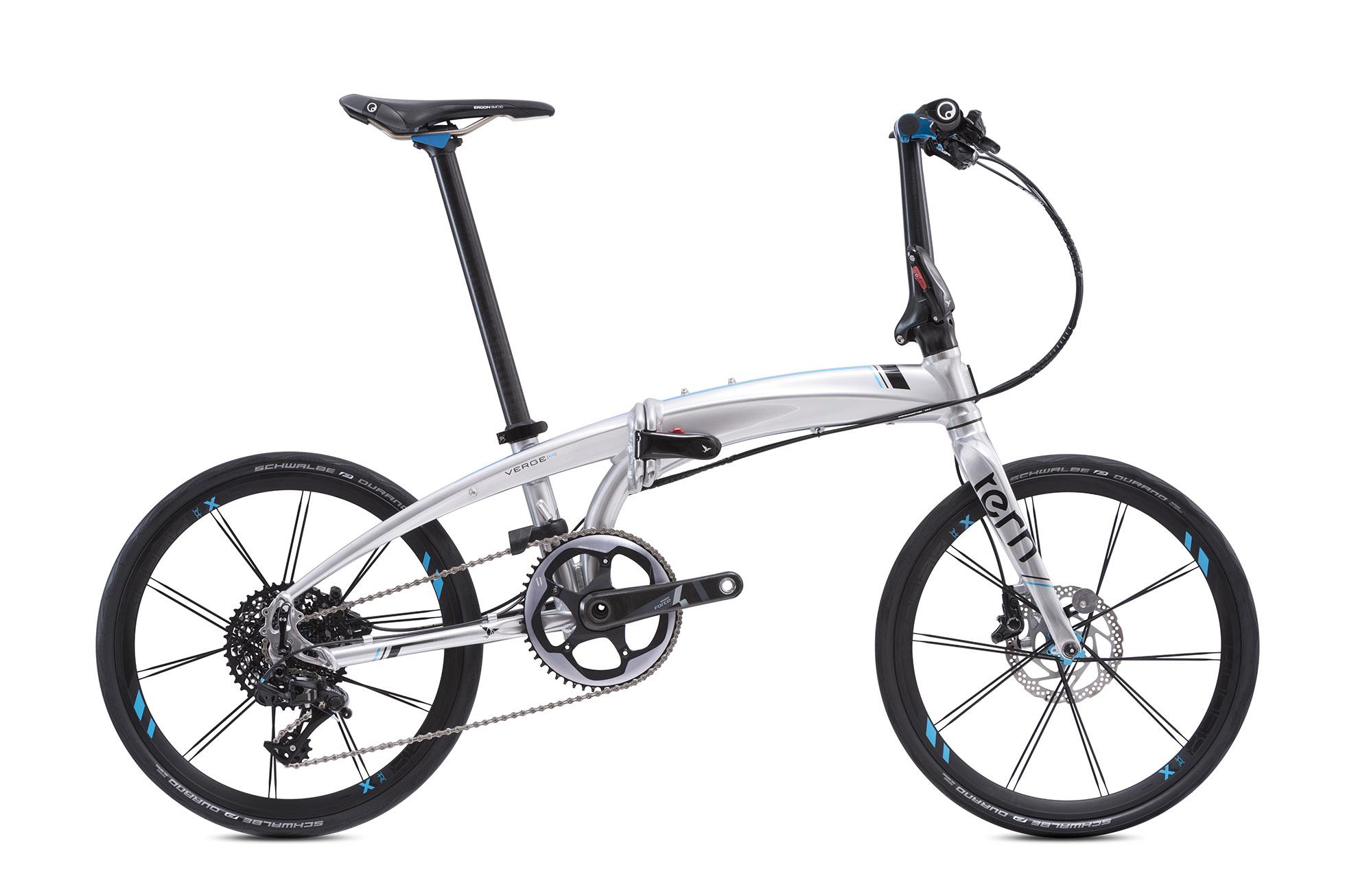 Verge X11 Tern Folding Bikes Worldwide