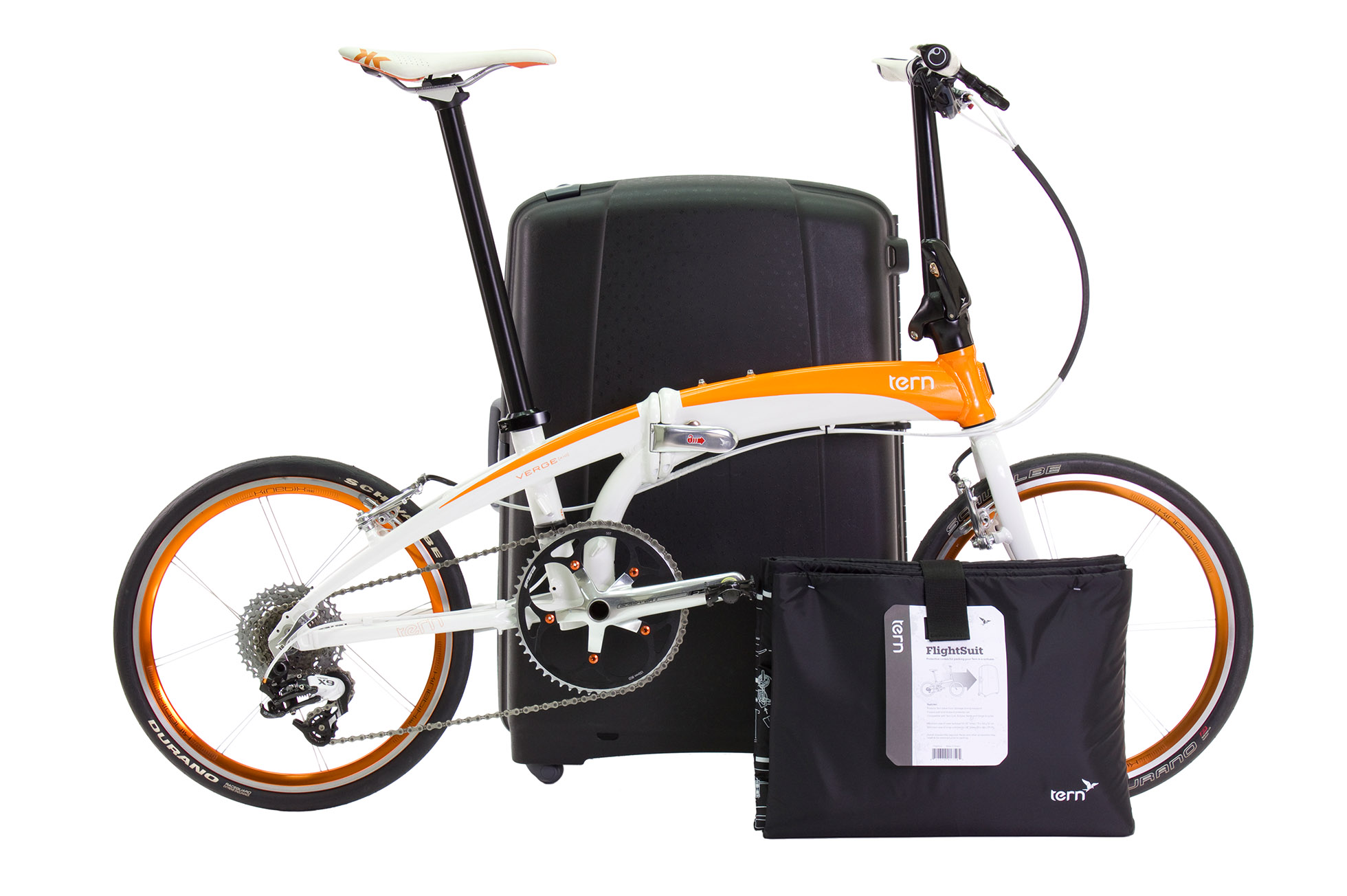 Flightsuit Tern Folding Bikes Worldwide