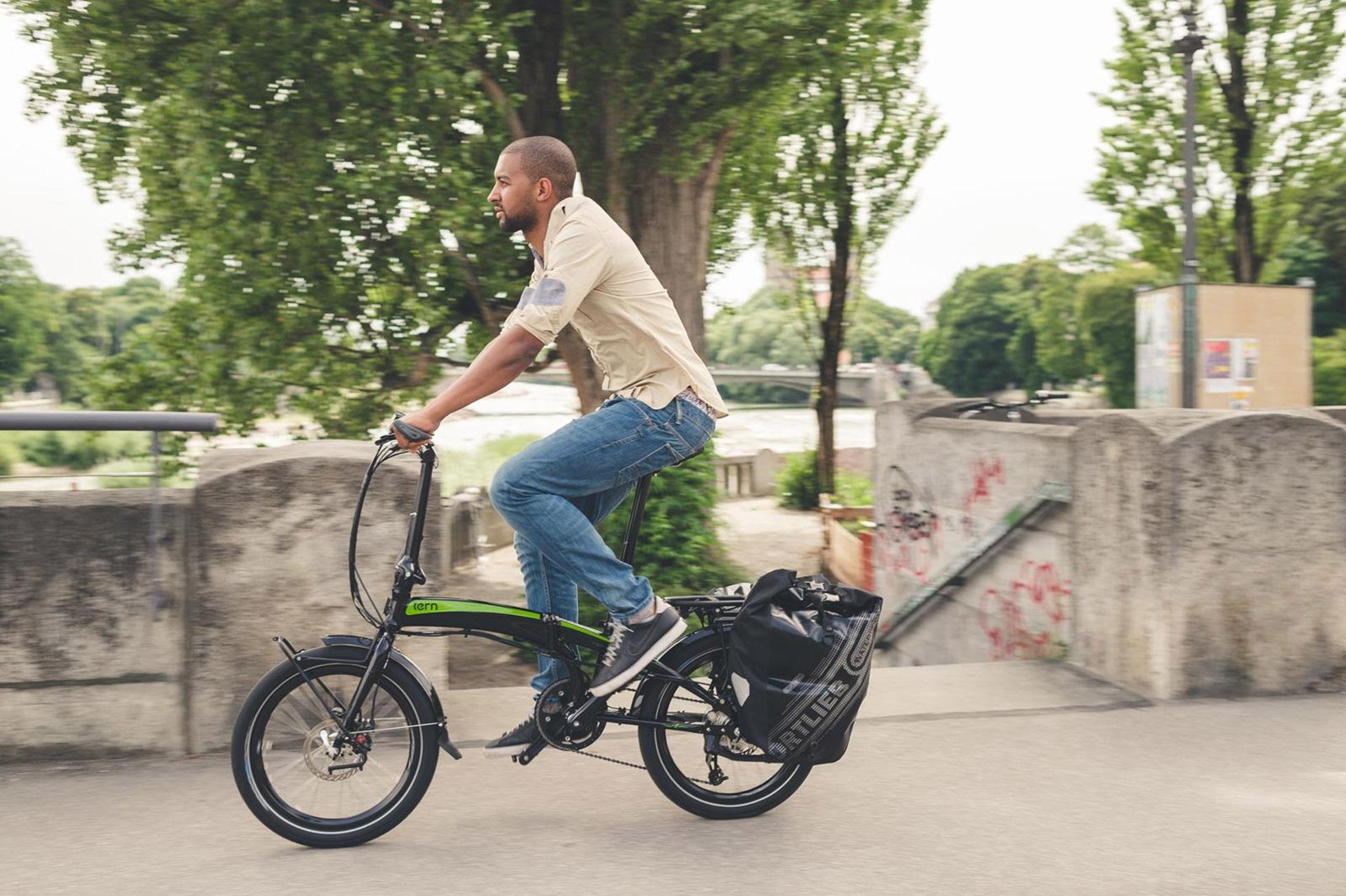 Spartan Rack Packtaschen Halterung Tern Folding Bikes Germany