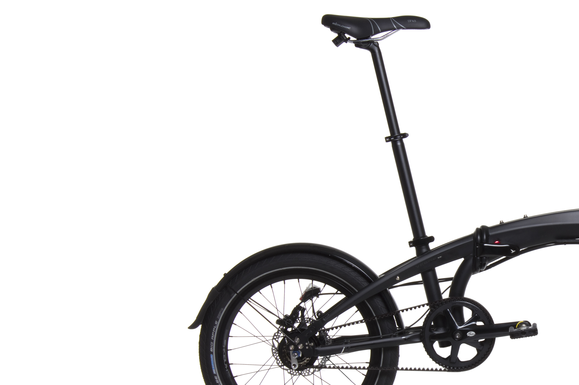 Folding Bike Seatpost Seat Post Foldable Bicycle Saddle Tube Component Parts
