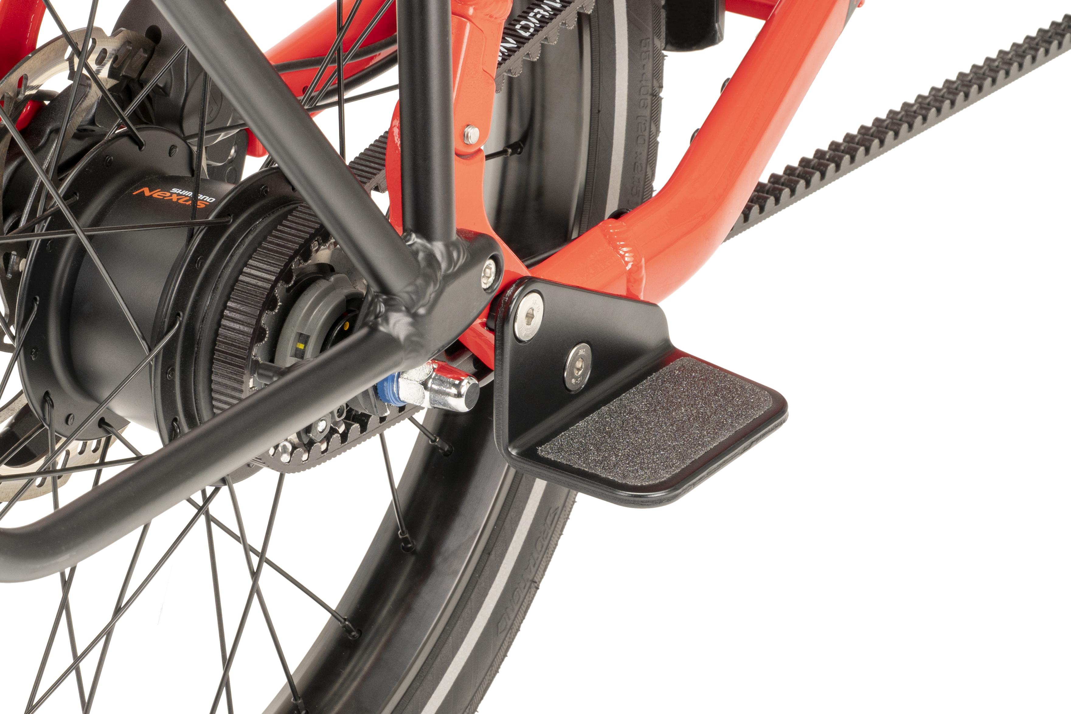 Sidekick Footrests Tern Folding Bikes Worldwide