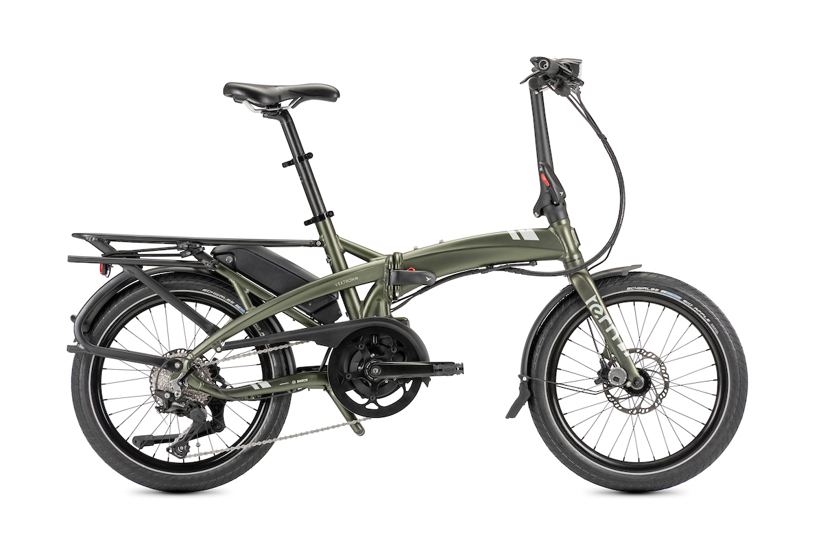 Tern Upgrades Best-Selling Vektron E-Bike